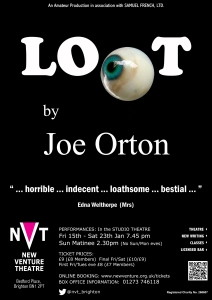 Loot Poster web