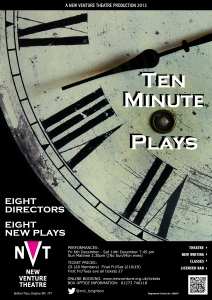 Ten Minute Plays PosterWeb